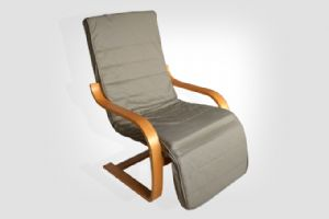 A1001 Sally  Chair with footstool